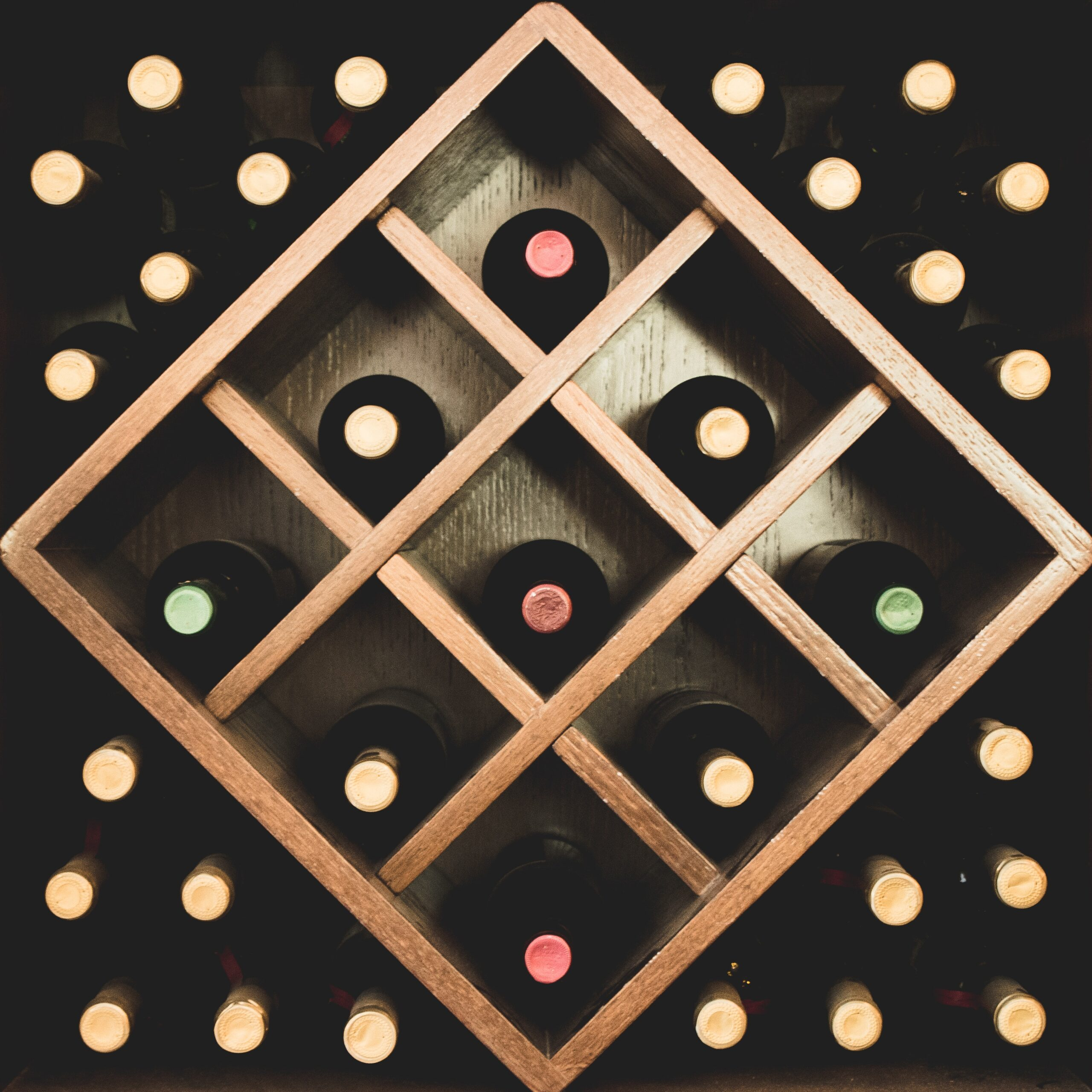 Storing Your Wine with Wine Racks