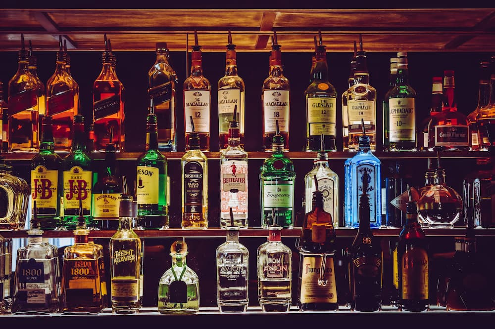 How To Store Your Favourite Alcoholic Drinks